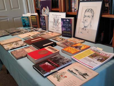 The Antiquarian and the Creative Writing