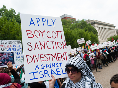 Anti-BDS Bill Makes Progress in State Assembly