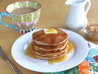 Rosa Parks' Pancakes