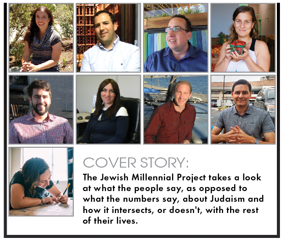 The Jewish Millennial Project
