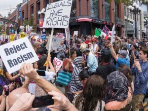 hundreds-of-protesters-gather-in-the-gaslamp-area-to-display-their-thoughts-about-donald-trumps-presidential-campaign-at-an-anti-trump-demonstration