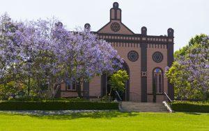 Jewish synagogue of San Diego,California.