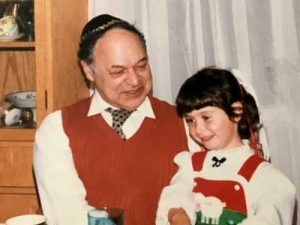 her-father-and-younger-daughter-at-rosh-hashanah-dinner