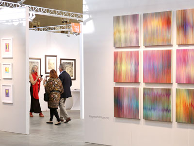 Art San Diego Marks Debut at the San Diego Convention Center
