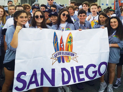 Answer the Call: The JCC Maccabi Games Are Coming Back to San Diego